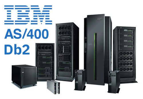 IBM AS400 iSeries application development Db2 programming