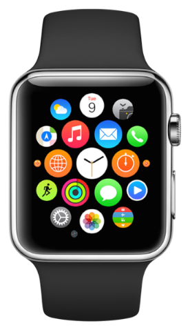 Apple Watch development company, Apple Watchkit App