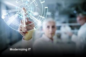 IT Modernization for business